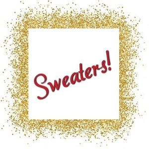 Sweaters - ♥️Sweaters by J.Crew, Anthropologie,  and more!♥️